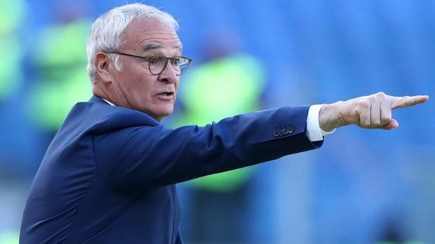 Claudio Ranieri: Sampdoria appoint former Chelsea & Leicester manager