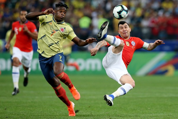 Inter, Atalanta and Bologna handed injury scares in Colombia-Chile draw