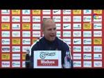 Rueda de prensa de  José Alberto López tras el Real Sporting vs AD Alcorcón (1-3)