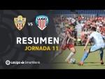 Resumen de UD Almería vs CD Lugo (0-0)