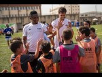 Football for Schools pilot project in Lebanon