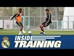 Pre-Mallorca training session
