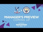 PRESS CONFERENCE | Pep Guardiola | Crystal Palace v Man City