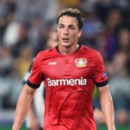 OFFICIAL - Bayer Leverkusen sign BAUMGARTLINGER on deal extension ...