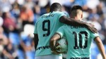 Inter survive late comeback to edge seven-goal thriller at Sassuolo