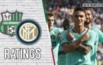 Inter Player Ratings: Inter survive late scare