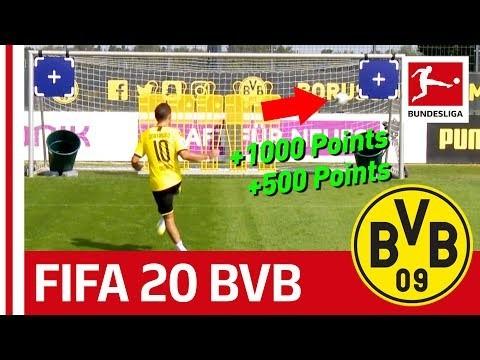 Alcacer, Götze, Hummels & Co. - EA SPORTS FIFA20 BUNDESLIGA CHALLENGE - Borussia Dortmund