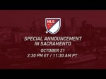 SPECIAL ANNOUNCEMENT INCOMING - MLS in Sacramento