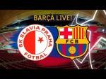 Slavia Prague – Barça | BARÇA LIVE | Warm up & Match Center