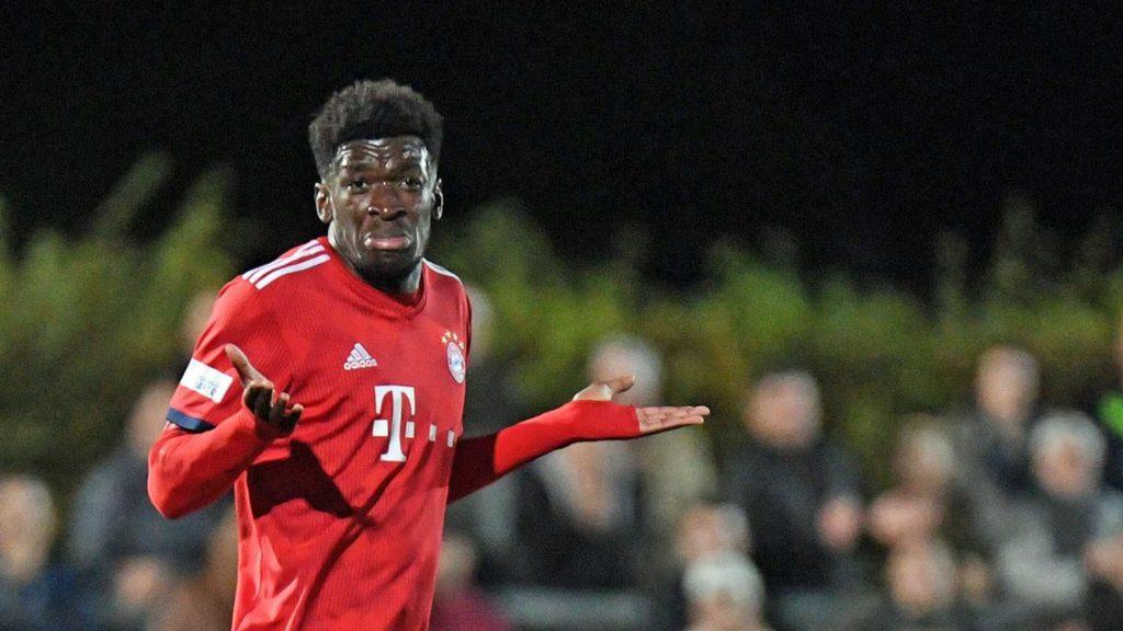 VIDEO: Watch Kwasi Okyere Wriedt's intelligent strike for Bayern Munich II against 1860 Munich