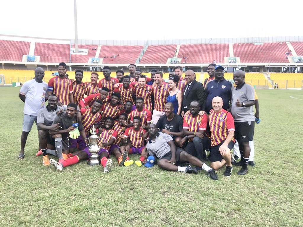 We can't wait any longer to win the GPL title- Hearts Supporters Chief