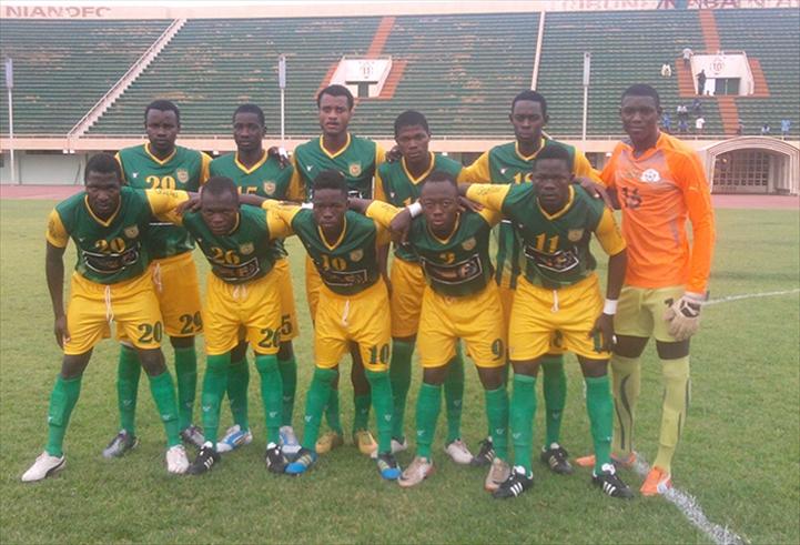 Nigerien side Sahel SC beat Hearts in friendly encounter