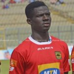 Asante Kotoko terminate contract of midfielder Prince Acquah