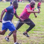 "PHOTOS: GFA Presidential candidate George Afriyie engages football fraternity in ""Restoration"" games ahead of manifesto launch"