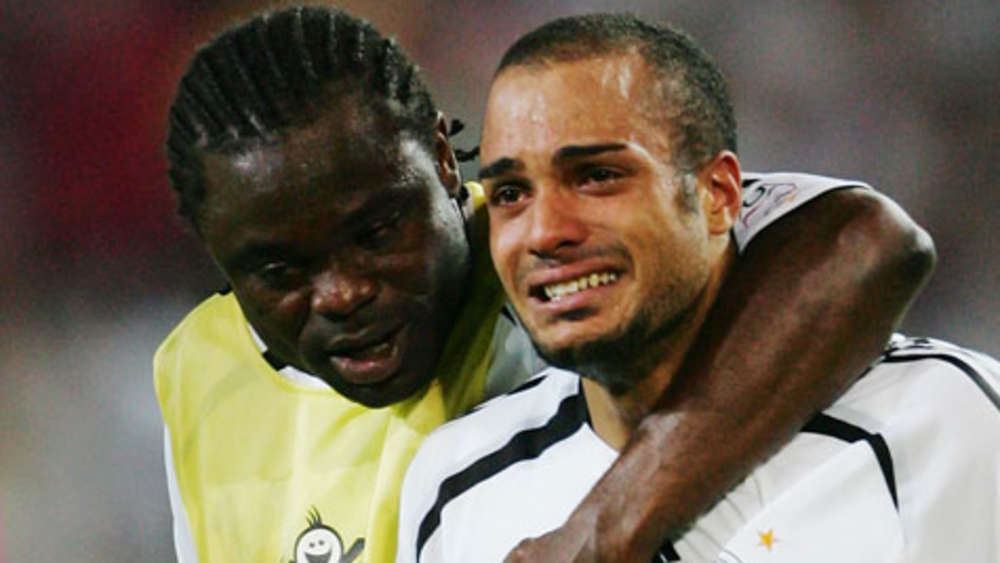 Asamoah, Odonkor to feature in Germany legends game against Italy