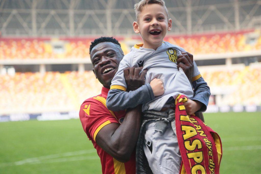 Afriyie Acquah produces two assists Yeni Malatyaspor thrashing of Kayserispor