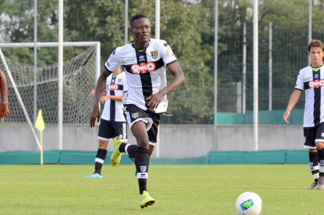 Talent Tavern: 17-year-old Ahmed Awuah Ankrah dazzling for Parma's youth side
