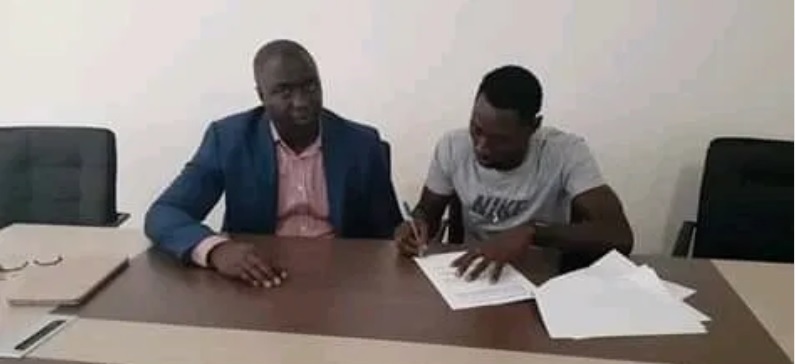 Defender Akwasi Asante pens two-year contract with Guinean side Hafia FC