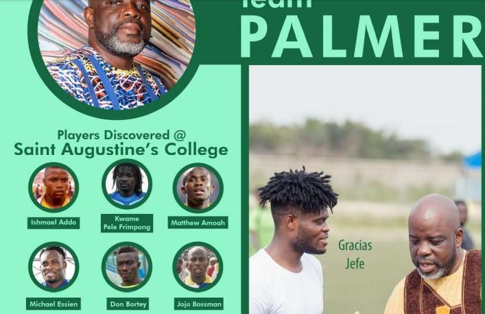 REVEALED: Osei Palmer discovered Ghana legend Michael Essien