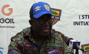 Hearts of Oak chief Frederick Moore insists club will return to glory days