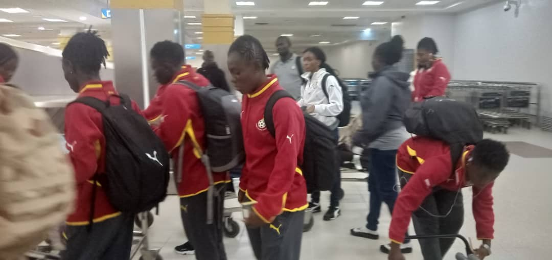 Black Queens arrive in Kenya for Tokyo 2020 qualifier