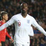 Eddie Nketiah, Hudson-Odoi on target as England thrash Austria