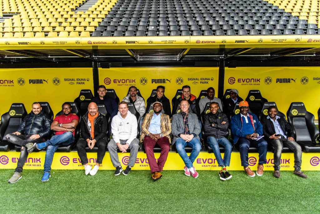 Kwame Dwomoh writes: An experience of a lifetime- The Signal Iduna Park- Dortmund