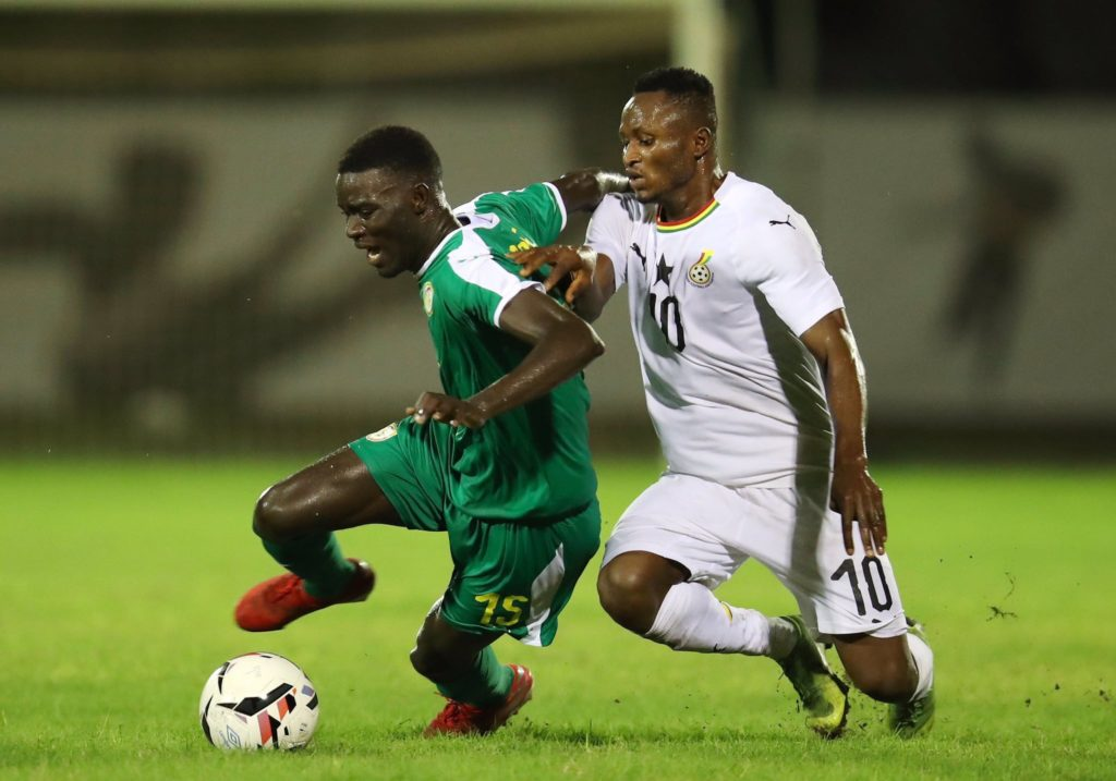 Three Black Stars B players named in 2019 WAFU best X1