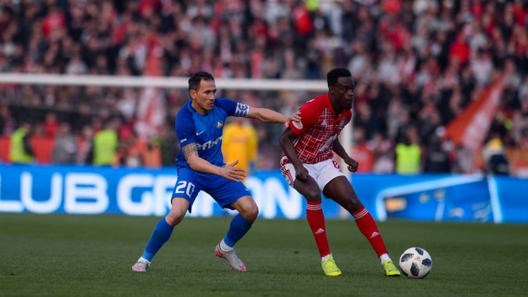 Bulgarian side CSKA Sofia set to lose $500,000 with Edwin Gyasi set to quit FC Dallas