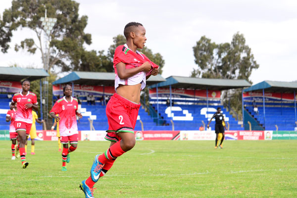 Kenya confront Black Queens in Olympic qualifiers