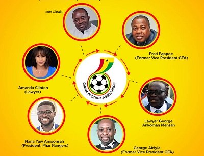 Ghana FA Elections: Delegates elect new GFA President today