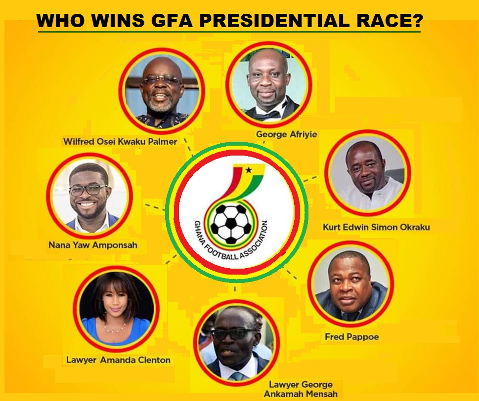 BREAKING: Qualified candidates for Ghana Football Association elections
