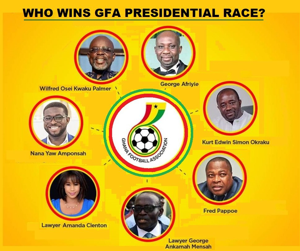 GFA Presidential race: Who is the next leader football needs?
