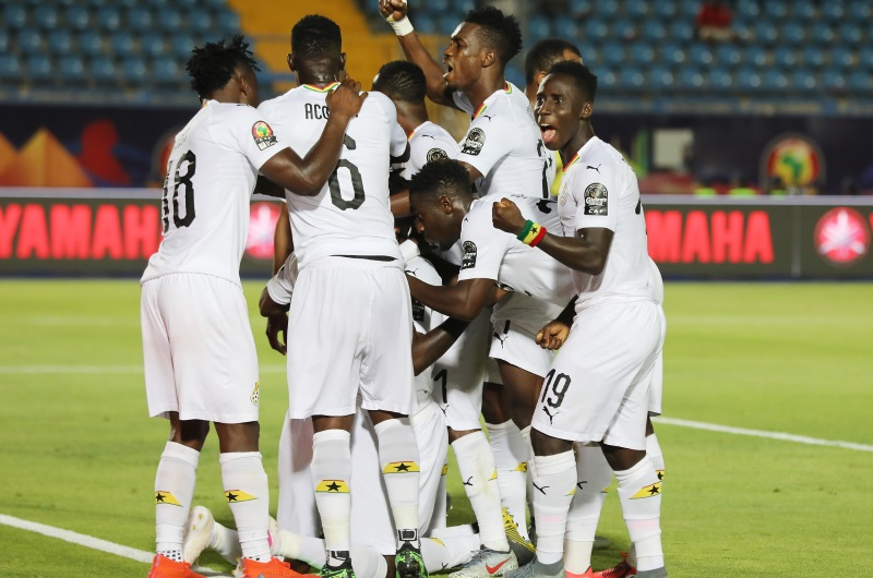 Ghana's Black Stars will begin a long journey of ending their AFCON trophy drought.