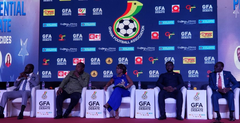 Ghana FA Elections: Why Nana Yaw Amponsah top-rated all five candidates