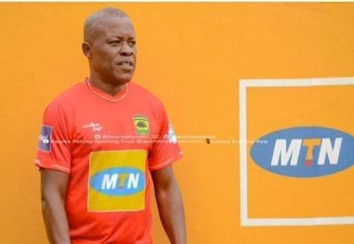Asante Kotoko reappoint Johnson Smith as assistant coach