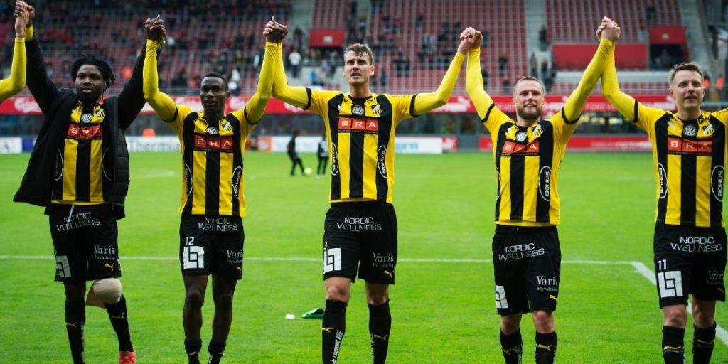 Kwame Kizito scores as BK Hacken return to winning ways in Sweden