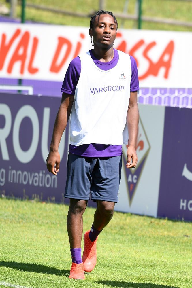 Koffi happy to play alongside mentor KP Boateng