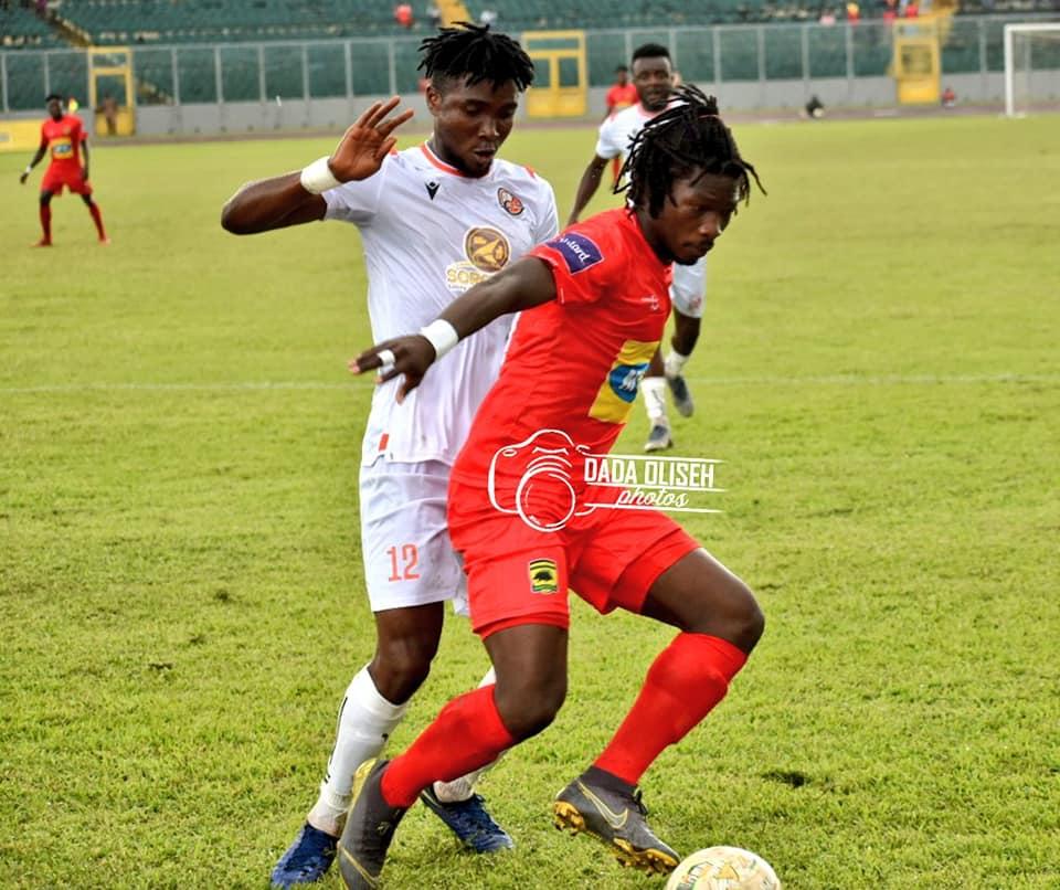 CAF Confederation Cup: Asante Kotoko, San Pedro game to be played at 2pm