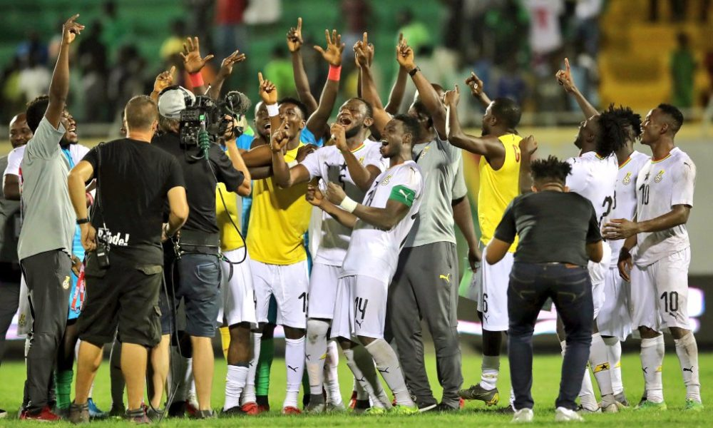 Giants nations Ghana, Senegal and Ivory Coast all fail to qualify for 2020 CHAN