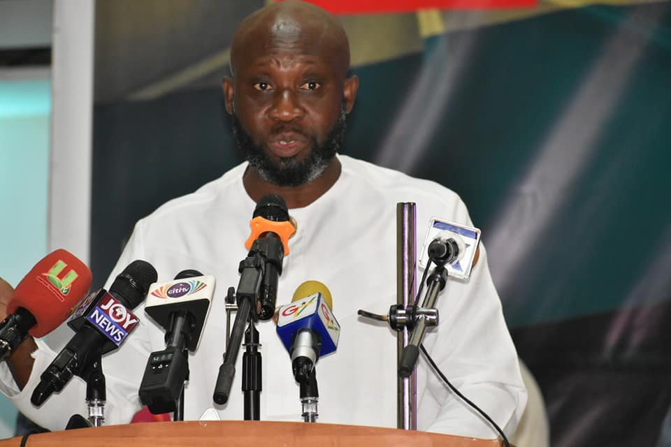 PHOTOS: George Afriyie launches manifesto in grand style