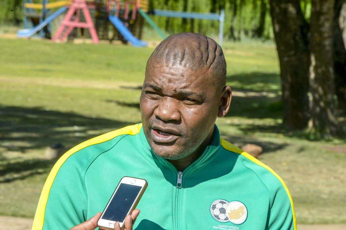 AFCON 2021 Qualifier: South Africa coach names 25-man squad ahead of Ghana, Sudan clash