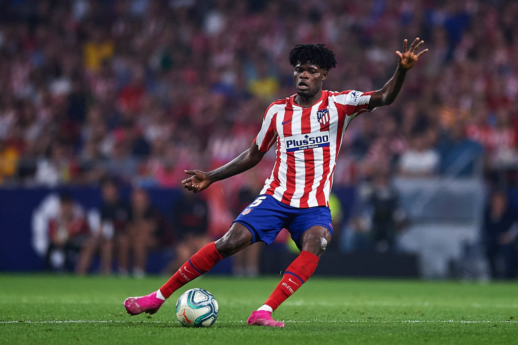 Champions League: Thomas Partey to start in Atletico\'s crucial game against Lokomotiv Moscow