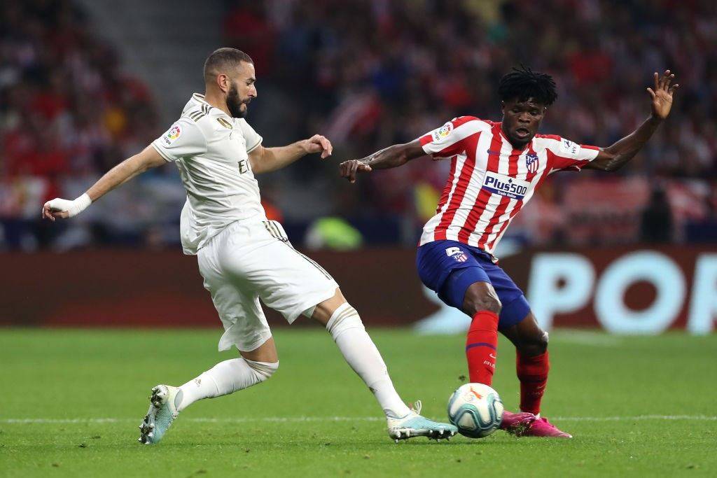 Atletico Madrid to double Thomas Partey's salary
