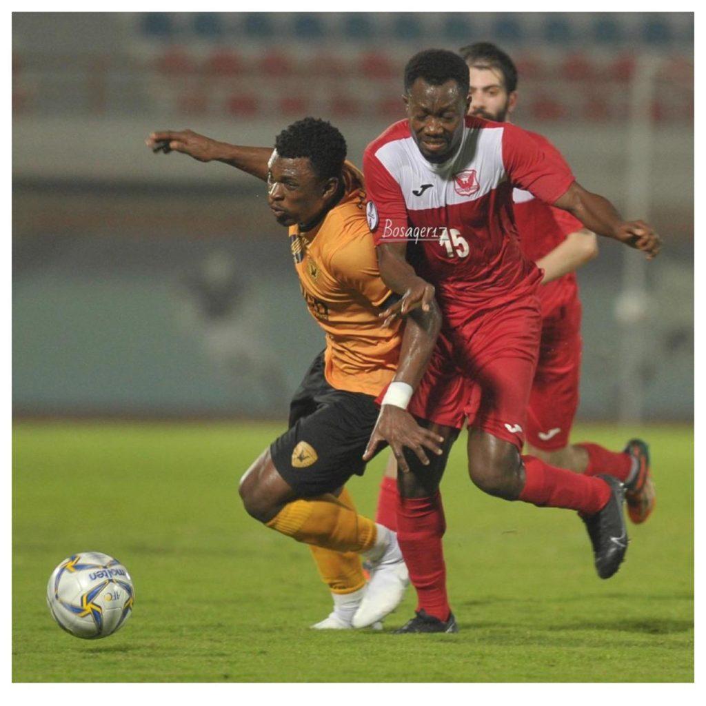 Rashid Sumaila excels as Al Qadsia beat Al Fahaheel in Kuwaiti Federation Cup