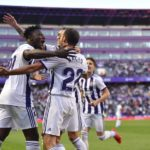 VIDEO: Watch Mohammed Salisu's first ever goal for Real Valladolid in La Liga win