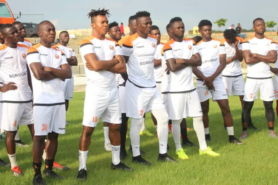 FC San Pedro without duo N'Guessan Gilles Privat and Wayou Constant to face Asante Kotoko