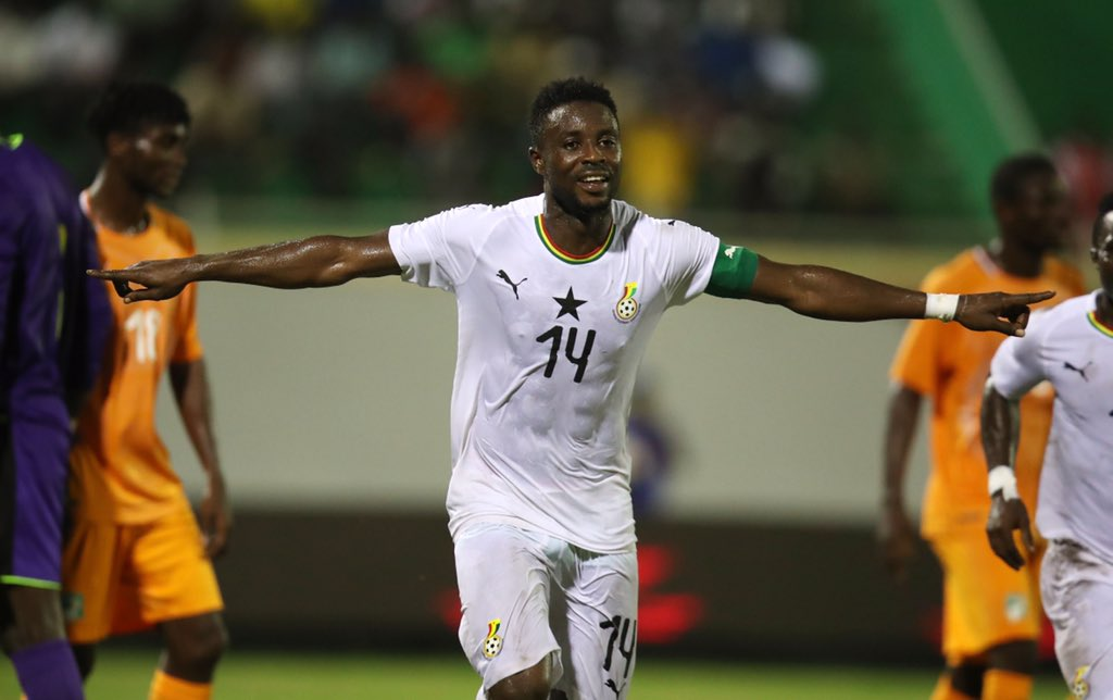 WAFU 2019: Ghana captain Shafiu Mumuni sets new record in the competition