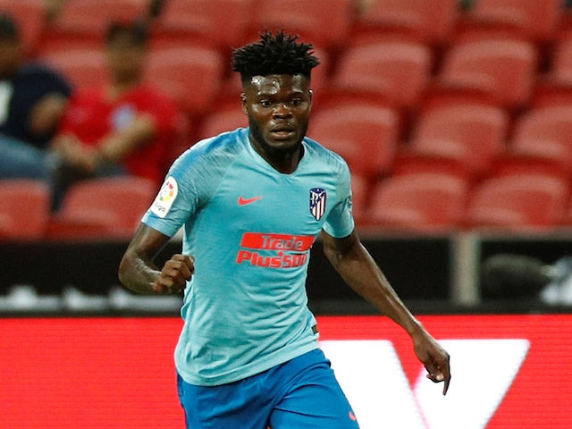 Real Madrid considering a move for Atletico star Thomas Partey