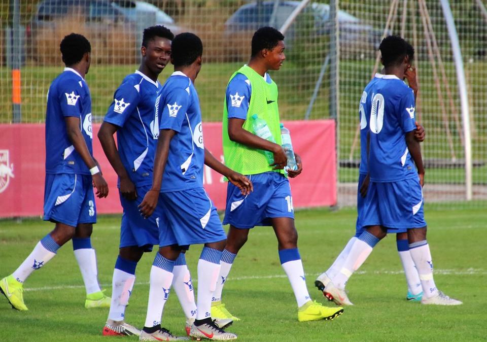 WAFA SC lose 1-0 to Red Bull Akadamie U18 in friendly